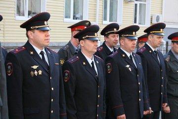 Образцы спецодежды для сотрудников правоохранительных органов