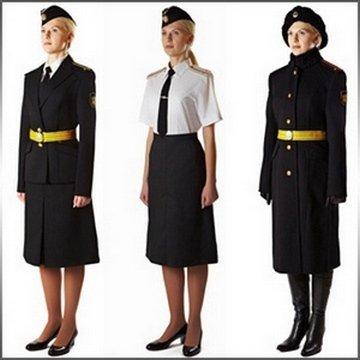 Парадная одежда для женщин