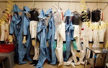 Правила и условия хранения защитных костюмов
