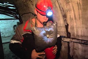 Средство защиты органов дыхания человека при подземных работах