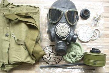 Виды и устройство средств индивидуальной защиты военного назначения