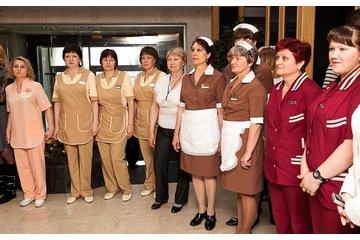 Виды одежды для обслуживающего персонала