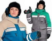Зимняя форма для женщин