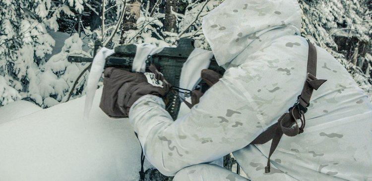 Обмундирование для зимнего времени года