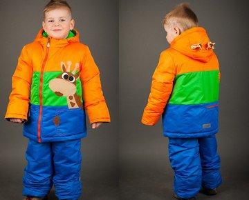 Образец детской одежды
