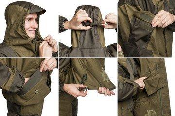 Отличительные характеристики камуфляжа