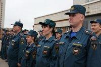 Униформа военнослужащих МЧС России