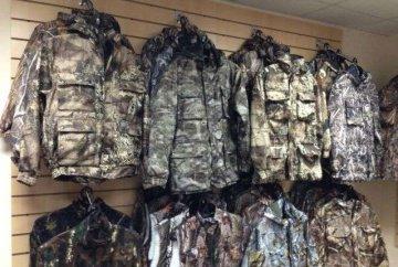 Как стирать одежду для охоты