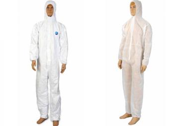 Легкий и надежный защитный костюм