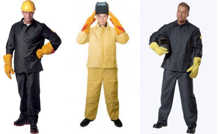 Униформу следует хранить в сухом помещении