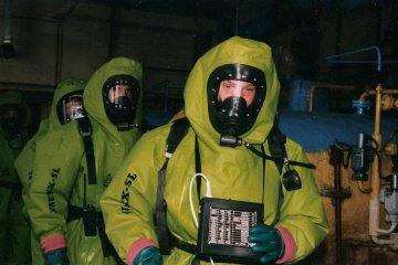 Требования к костюму радиационной защиты