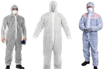 Достоинства одноразового защитного костюма