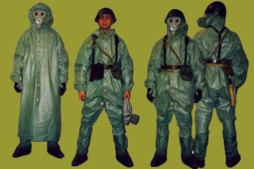 Специальные костюмы защиты и маскировки