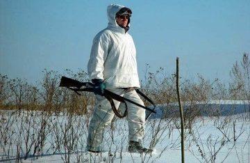 Подходит для военных действий и охоты