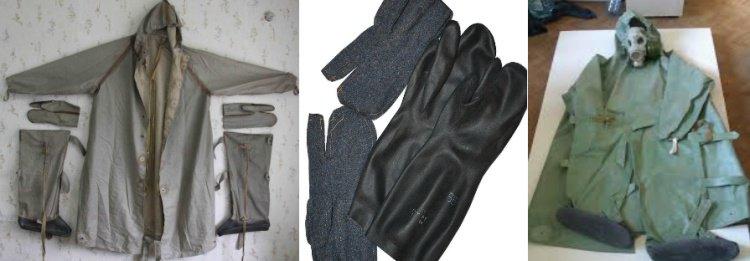 Виды защитных костюмов и материалов для их пошива