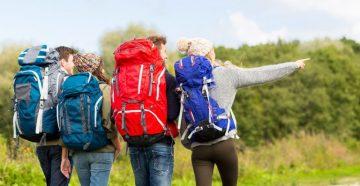 Виды рюкзаков по назначению